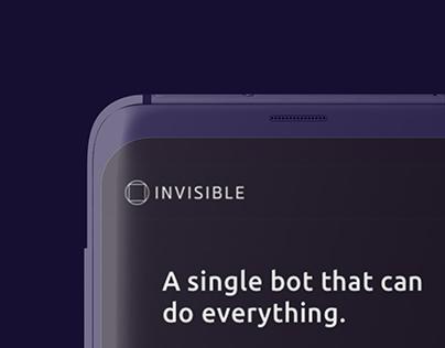 Invisible Technologies - Branding & Website