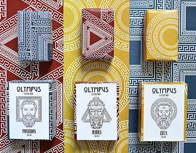 Olympus  Luxury Soap for men