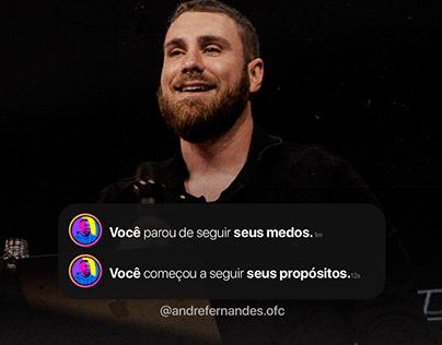 Feed - Pr André Fernandes - LMC
