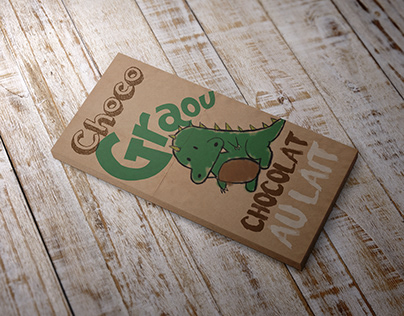 Tablette Choco Graou