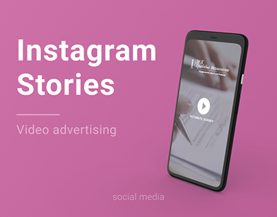 Instagram stories for a law company