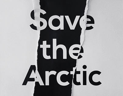 Save the Arctic. Greenpeace
