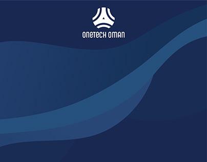 OneTech Oman - Logo + Profile