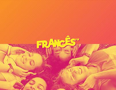 Francês FM - Rebranding