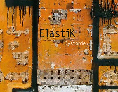 Elastik - Vinyl cover design