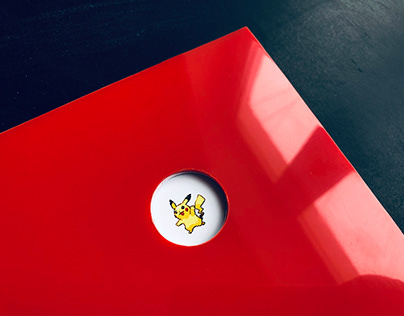 Pokedex — pokemon catalog