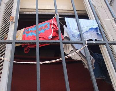 Refugiados en Atenas (Documental)