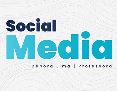 Design para Social Media   Professora Débora Lima