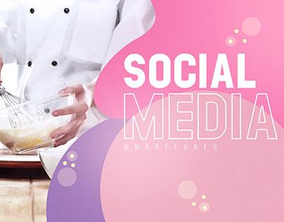 SOCIAL MEDIA BAKERY - @Nabflores