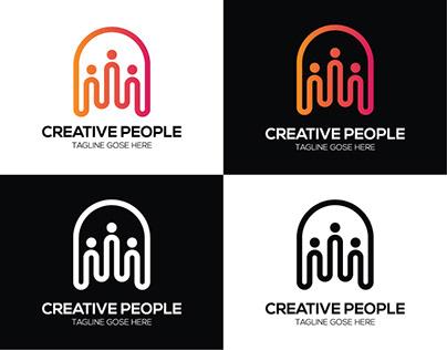 Creative People Logo