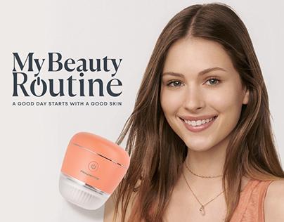 rowenta my beauty routine