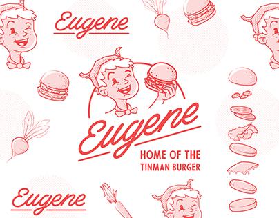 Eugene   Branding & Identity