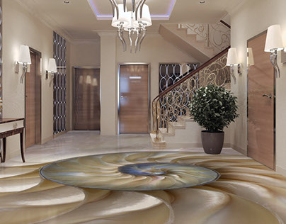 BEYOND collection: resin floor