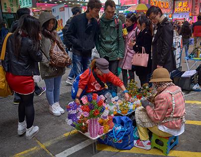 Discovering Sai Yeung Choi Street, South