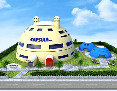 Modelagem 3D - Corporação Capsula