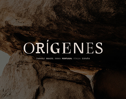 Art direction for Orígenes by Graiman
