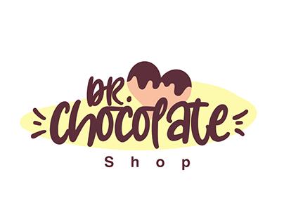Dr Chocolate Branding
