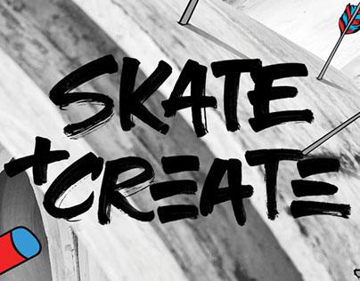 WESTFIELD - Skate & Create | Concept & Activation