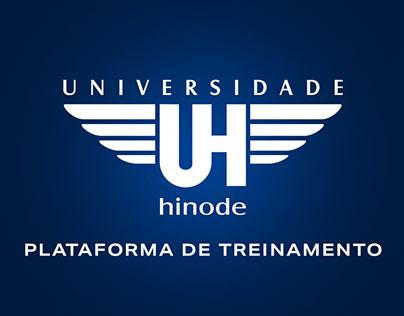 Universidade Hinode - Plataforma de Treinamento