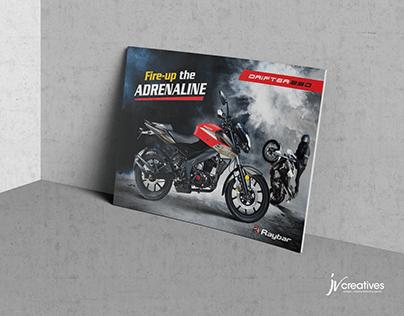 Raybar - Drifter bike brochure