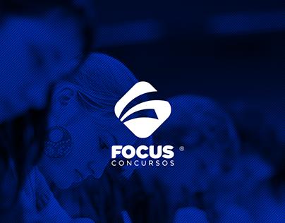 Logo Focus Concursos