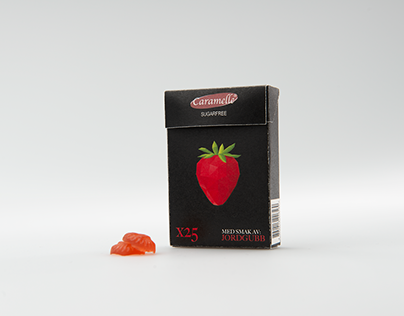 Caramelle - candy packaging