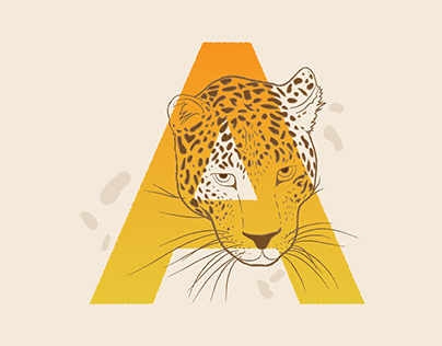 36 Days of Type 2018 - Endangered Species