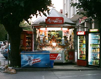 Serbian vendors