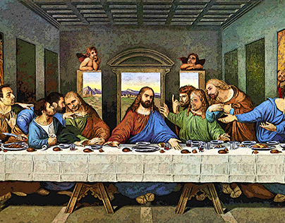 La ultima cena / Il cenacolo