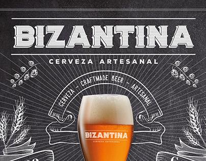 Bizantina Cerveza Artesanal