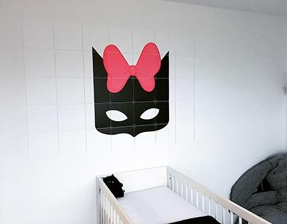 IXXI Wall Decoration