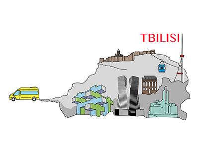 Symbol Of Tbilisi