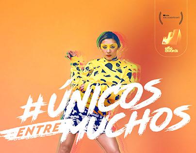 #ÚNICOS ENTRE MUCHOS