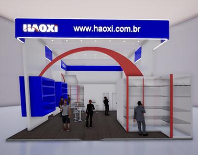 Proposta Stand Haoxi equipamentos hospitalares