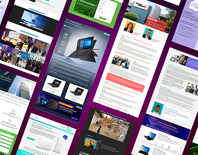 Webdesign - Landing pages 2018-2020 - inmac wstore