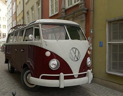 Volkswagen T1 21-Window Bus