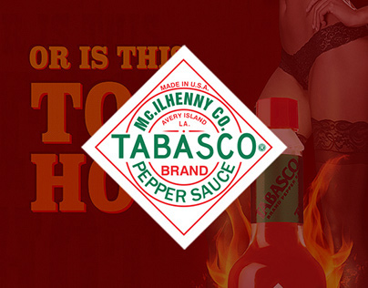 Tabasco: That little extra...