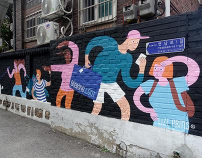 Mural Seoul