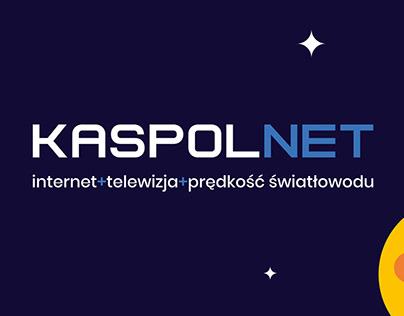 KASPOLNET Branding
