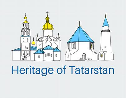 Heritage of Tatarstan