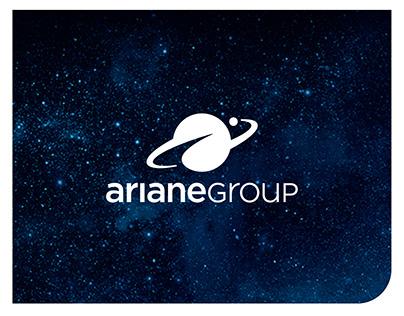 ArianeGroup Identité Visuelle Carré Noir