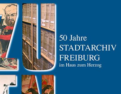 Stadtarchiv Freiburg