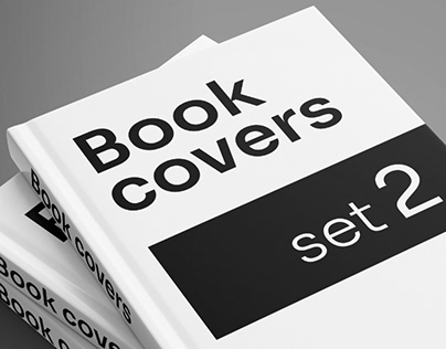 BOOK COVERS set 2