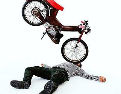 Motorbike Boy