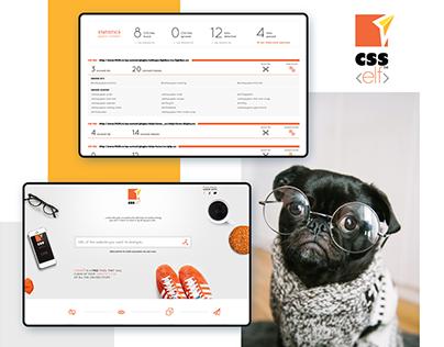 CSSelf: Online analysis tool