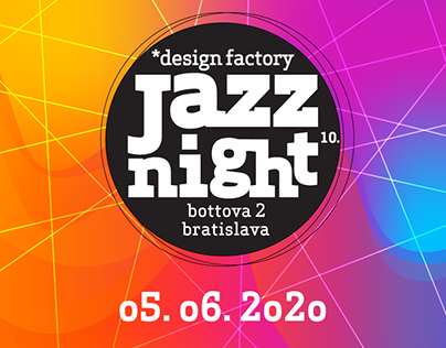 designfactory jazz night