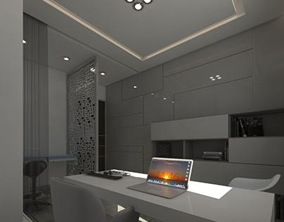 Hospital Patient Clinic Interior Design