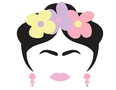 Funky Frida Kahlo