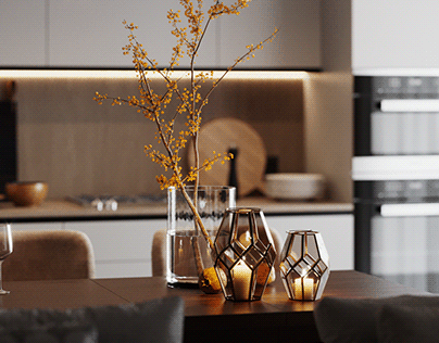 Apartment in residental complex «Duet»