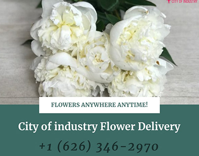 City of Industry Flower Delivery